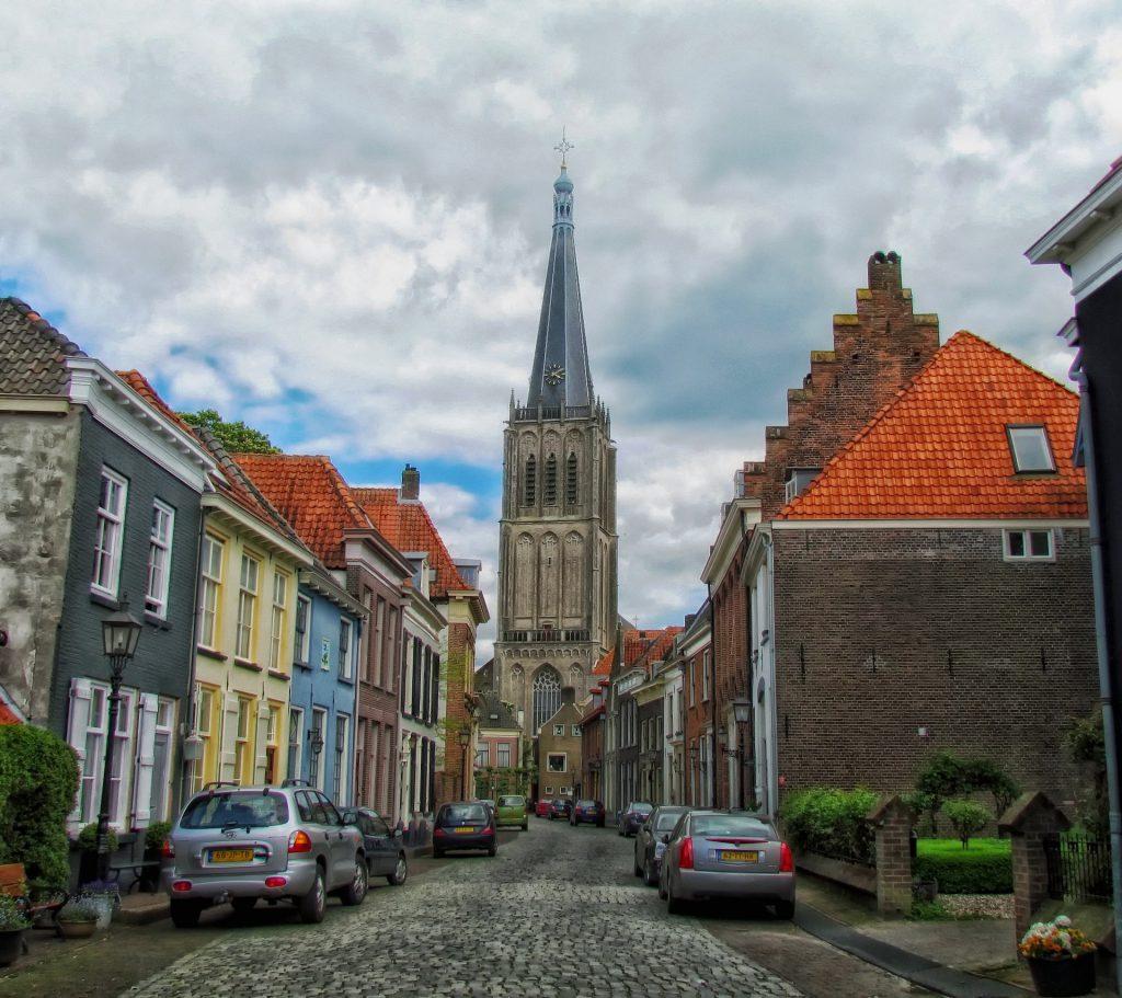 Oud straatje Doesburg