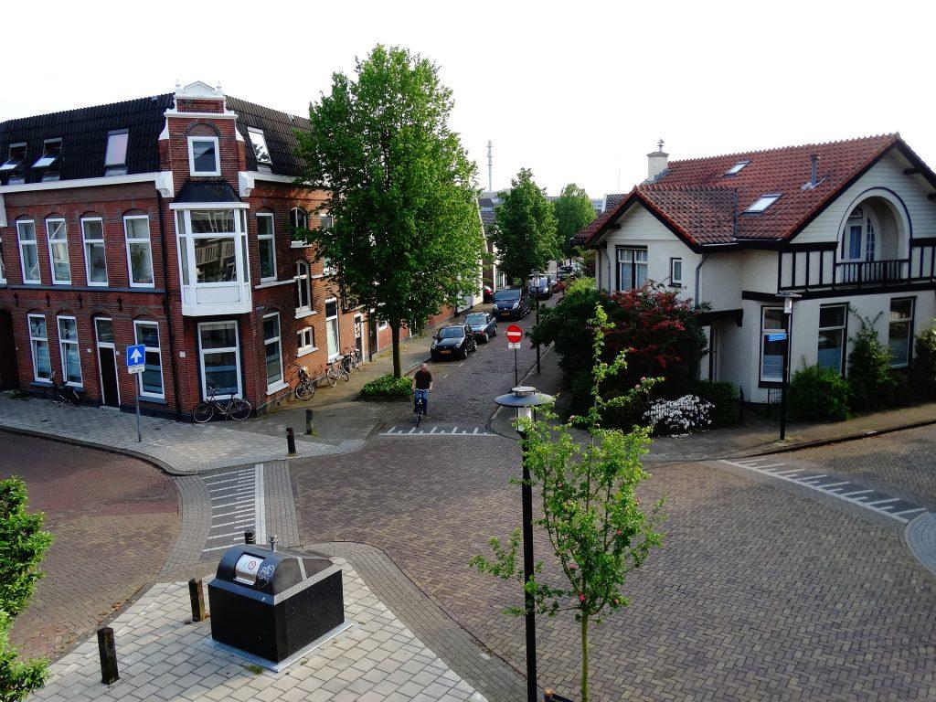 Straat in Hengelo